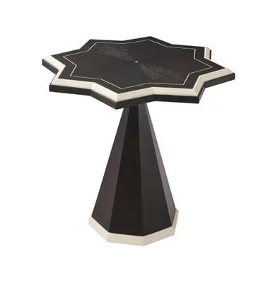 Ebony Side Table-$865.00