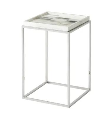 Quadrilaterals Accent Table-$898.00