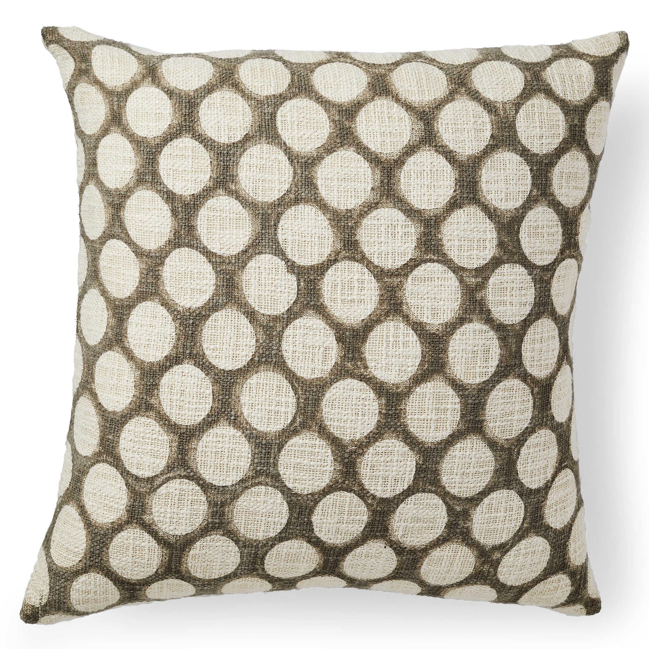 Polka Pillow-$145.00