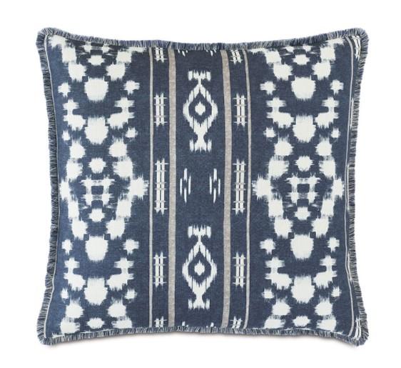 Ikat Pillow-$168.00