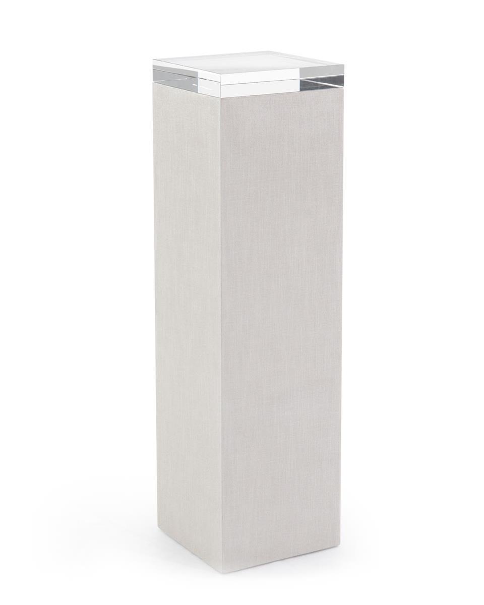 Linen Pedestal-$1,358.00