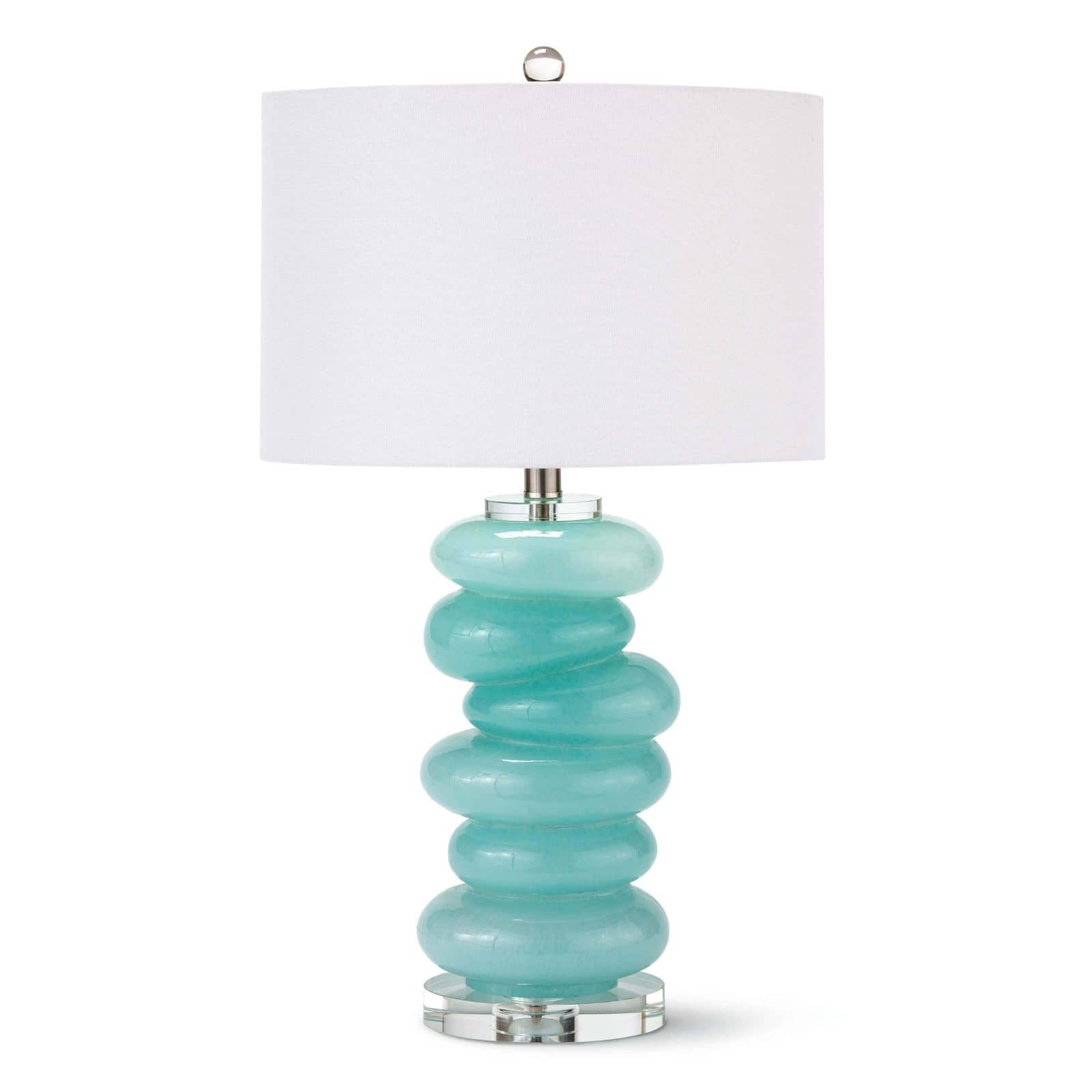 Stacked Glass Table Lamp-$389.00