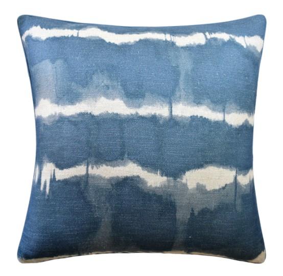 Baturi Teal Pillow-$248.00