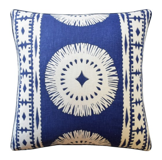Bora Bora Marine Pillow-$364.00