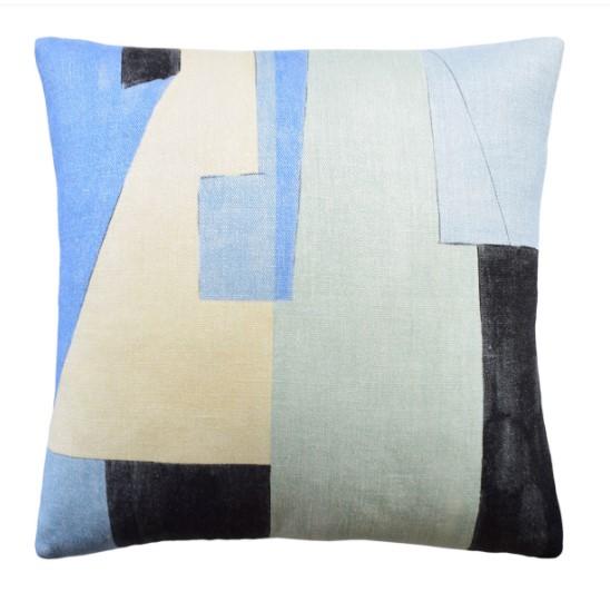District Cobalt Pillow-$338.00