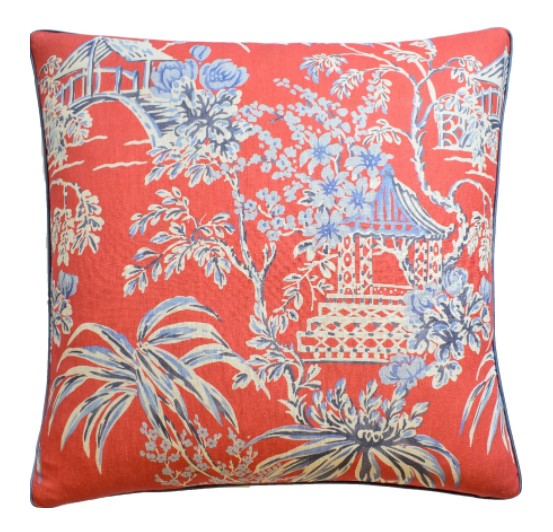 Tongli Print Pillow-$248.00