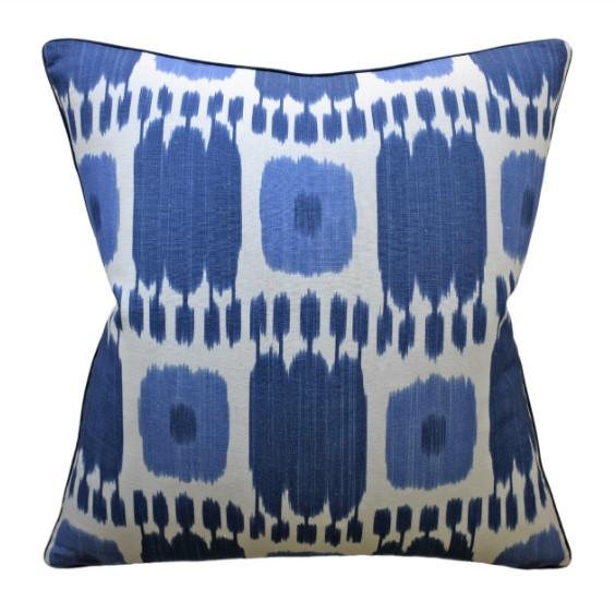 Kandira Blues Pillow-$378.00