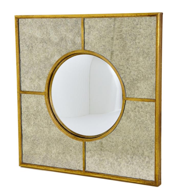 Small Square Mirror-$225.00