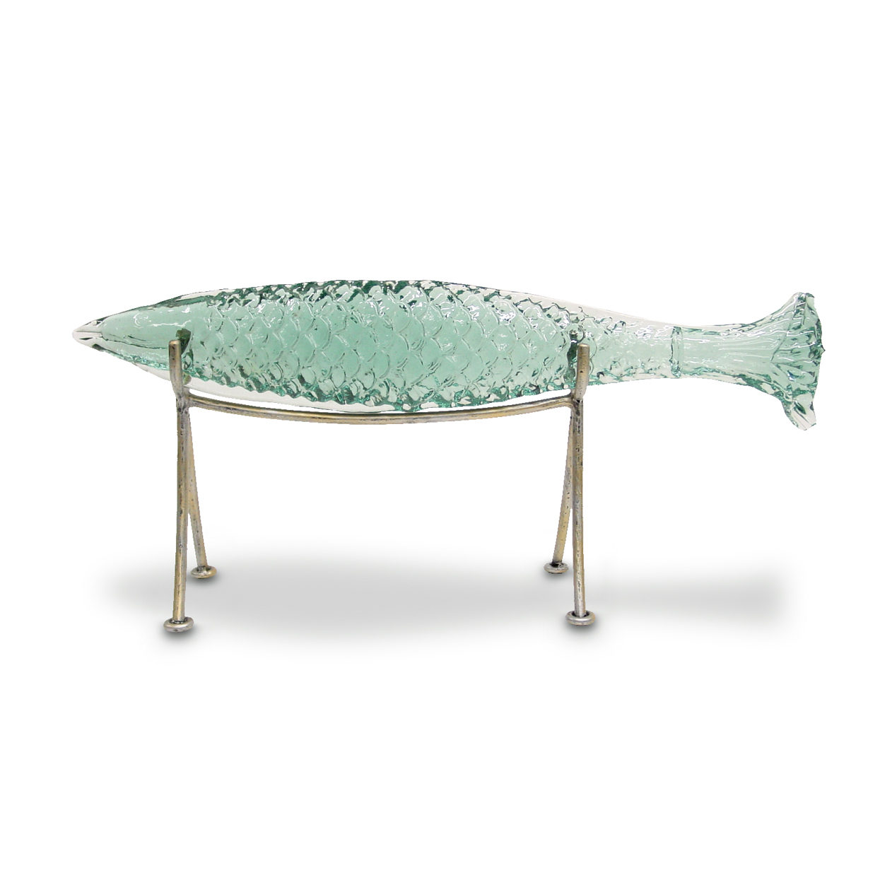 Glass Fish on stands-$170.00 to $220.00