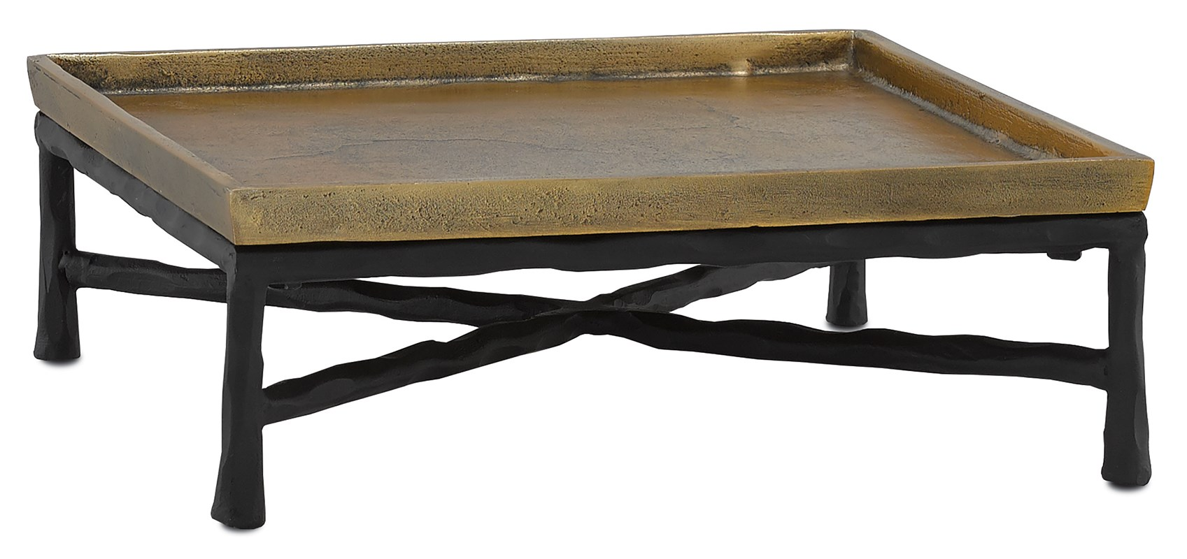 The Small Brass Tray-$224.00