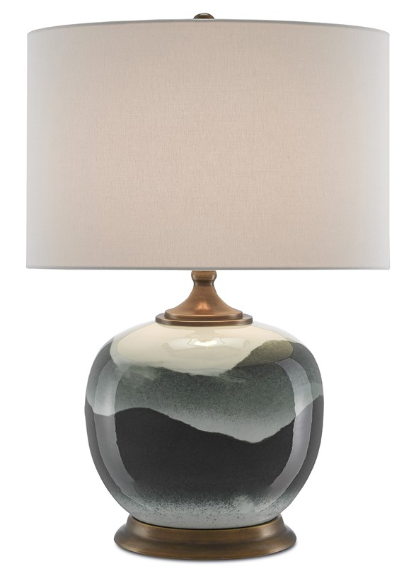 The Green Wave Table Lamp-$688.00