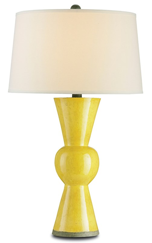Mod Yellow Table Lamp-$458.00
