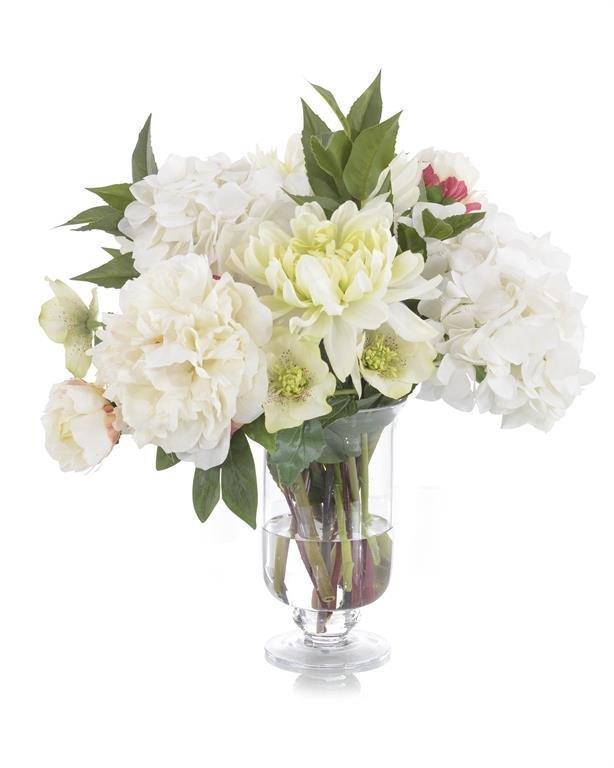 Peonies and Hydrangeas-$529.00