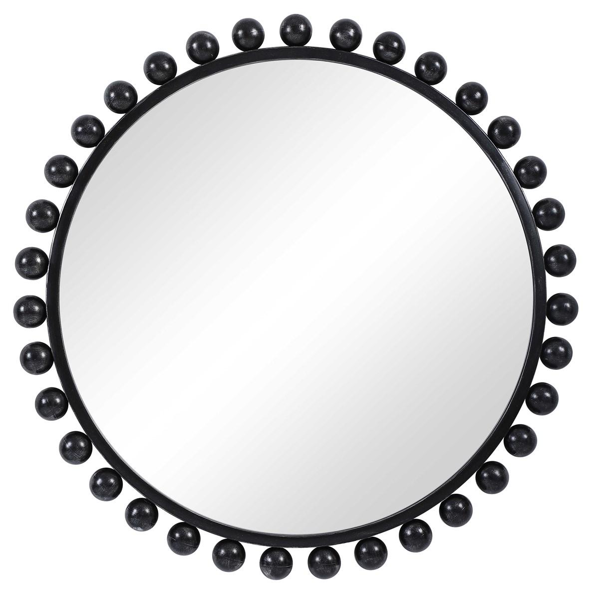 Cayden Round Mirror-$628.00