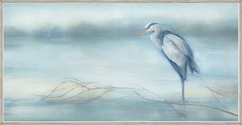 """Great Blue Heron II""-$1,075.00"