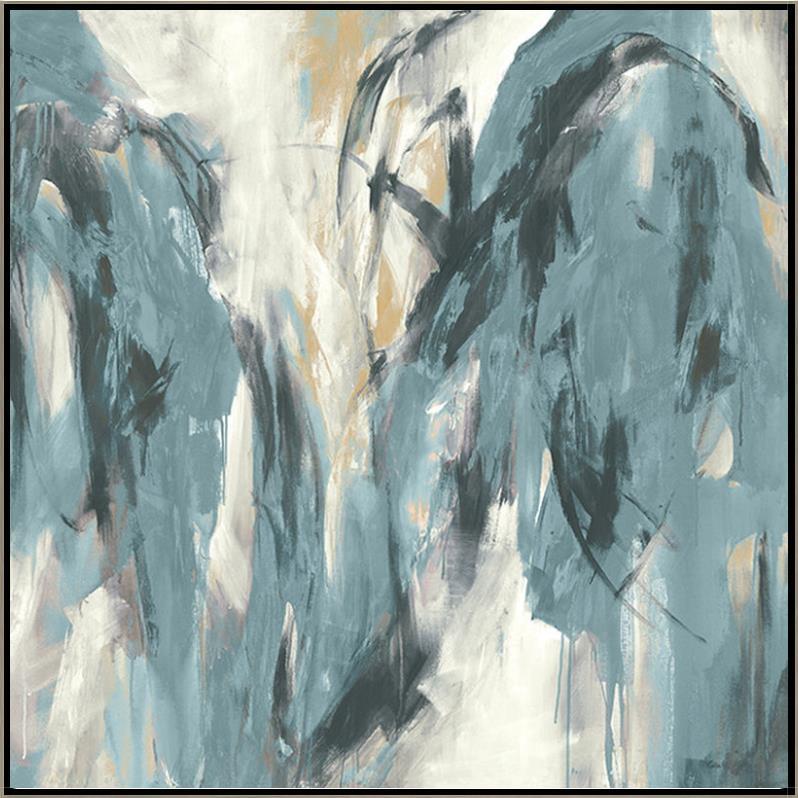 """""""Teal Space""""-$675.00"""
