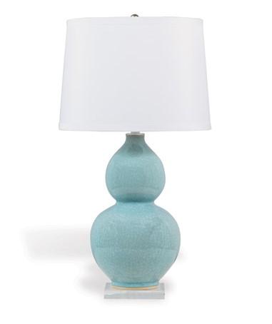 Pearl Blue Lamp-$658.00
