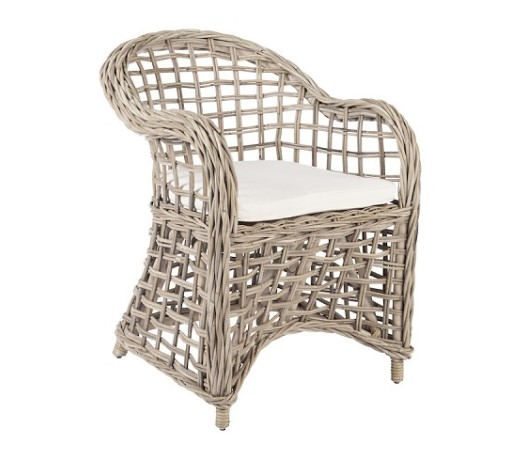 Cayman Rattan Chair-$285.00