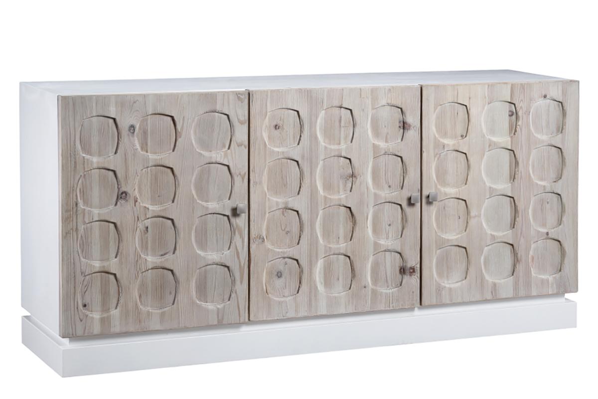 Elden 3 Door Cabinet-$2,595.00