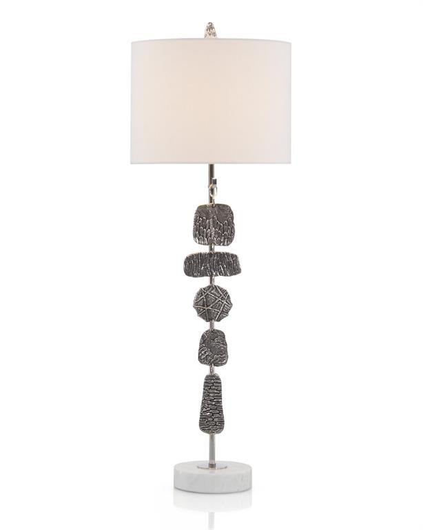 Medallions Table Lamp-$658.00